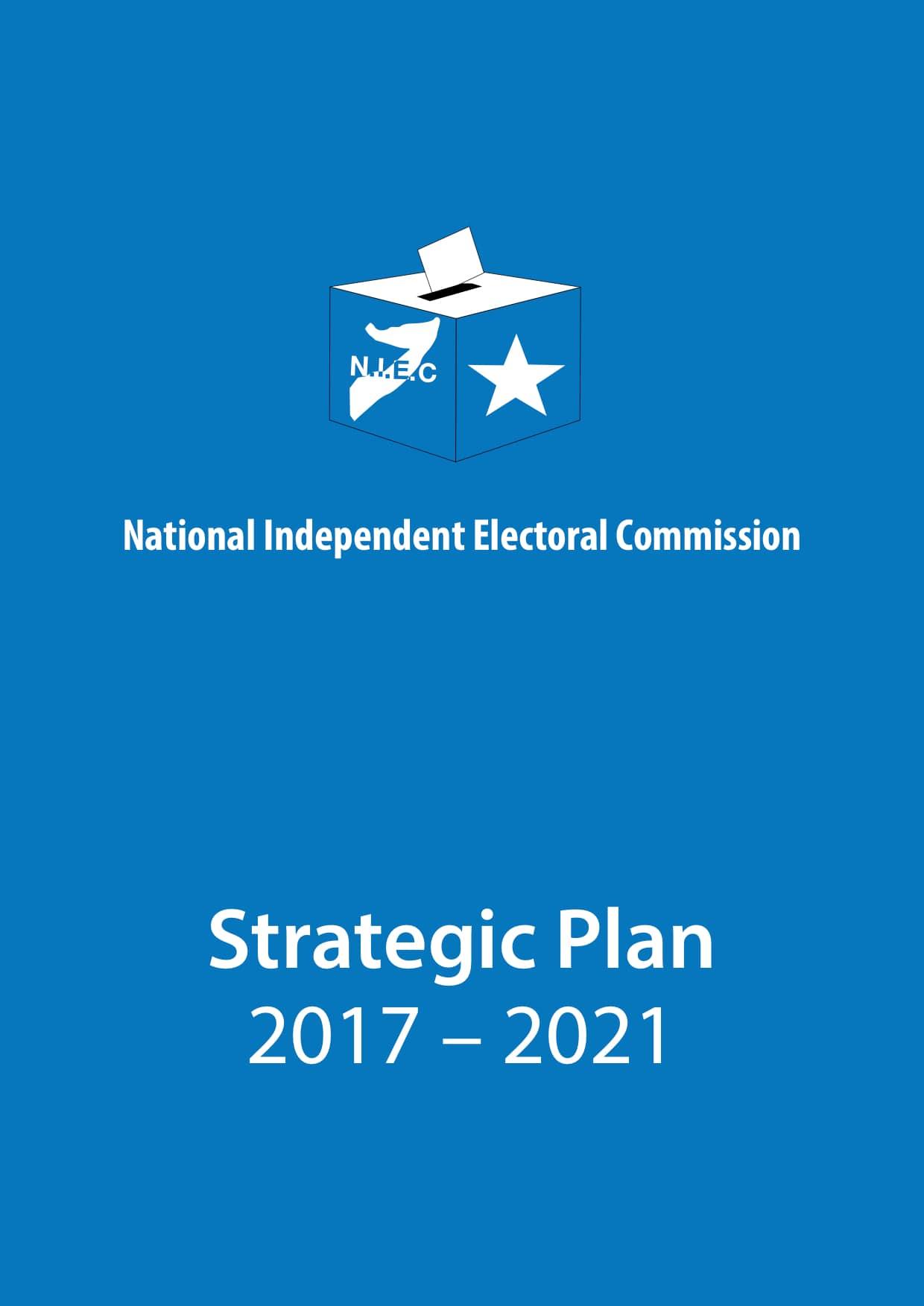 NIEC Strategic Plan_English